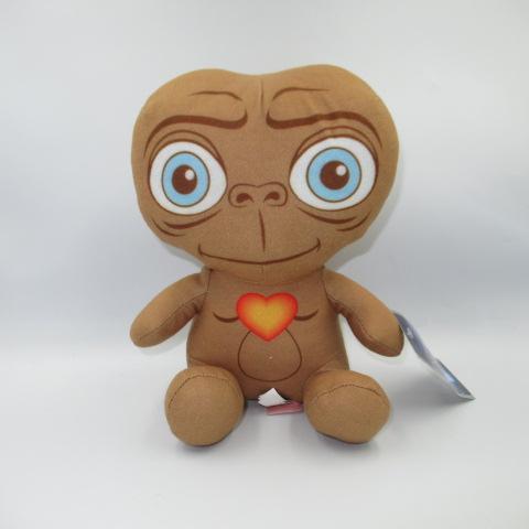 可愛いE.T.のぬいぐるみです☆ UNIVERSALSTUDIO 映画E.T. イーティー 人形 ぬいぐるみ 予約販売品 爆買いセール 24センチ フィギュア