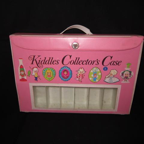1967年★ビンテージ★Kiddles Collector's Case★Liddle Kiddle★リッドルキッドル★ケース★キドル★人形★フィギュア★コレクション