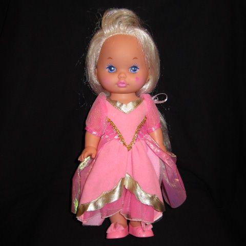 1988年★80'S★Little Miss MakeUP★リトルミスメイクアップ★Magic Jewel DOLL★人形★フィギュア★MATTEL