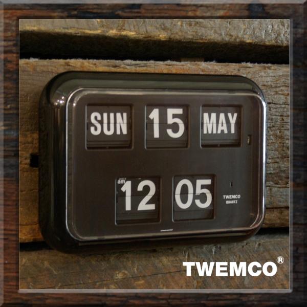 トゥエンコ 時計 (qd-35) TWEMCO QD-35 □