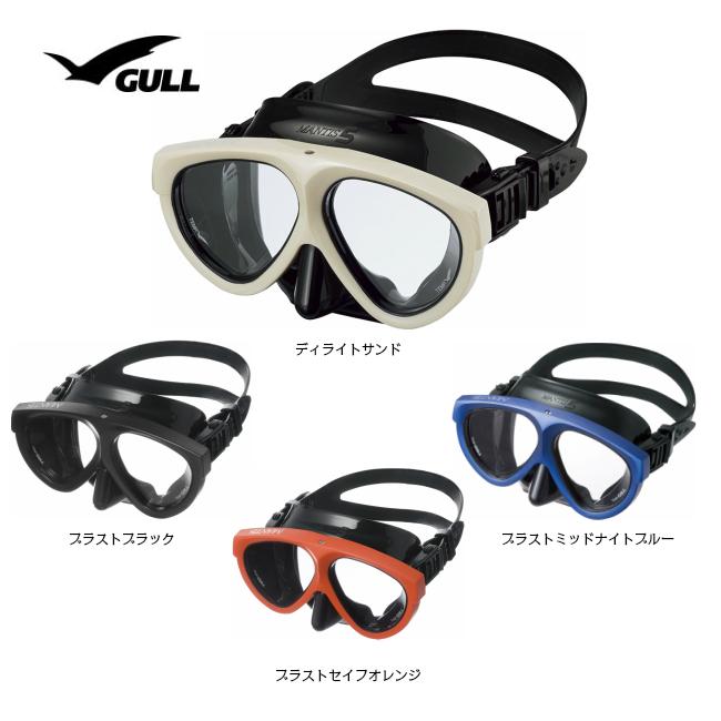 GULL ガル マンティス 5 ブラックシリコン ( GM-1036 )