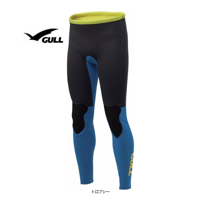 GULL 2mm ジャージ ロングパンツ メンズ GW-6649 ( ウェットスーツ / パンツ / ウエットスーツ / 男性用 )2020年NEWモデル!!