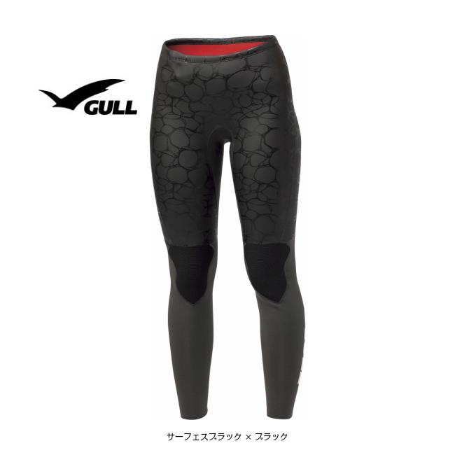 GULL 2mm SKIN ロングパンツ2 ウィメンズ GW-6642( ウェットスーツ / パンツ / ウエットスーツ / 女性用 / レディース )2020年NEWモデル!!