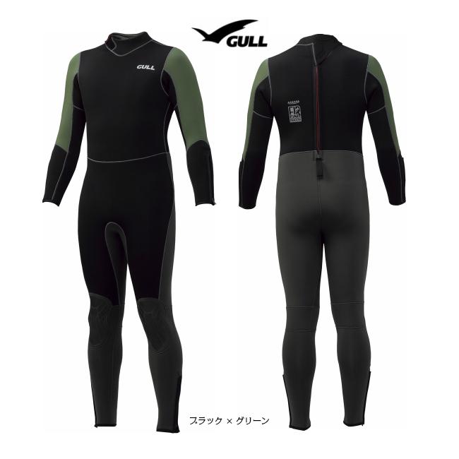 GULL ガル  5mm ウエットスーツ メンズ GW-6632 ( ウェットスーツ / 男性用 / フルスーツ / 既成サイズ )2020年NEWモデル!!