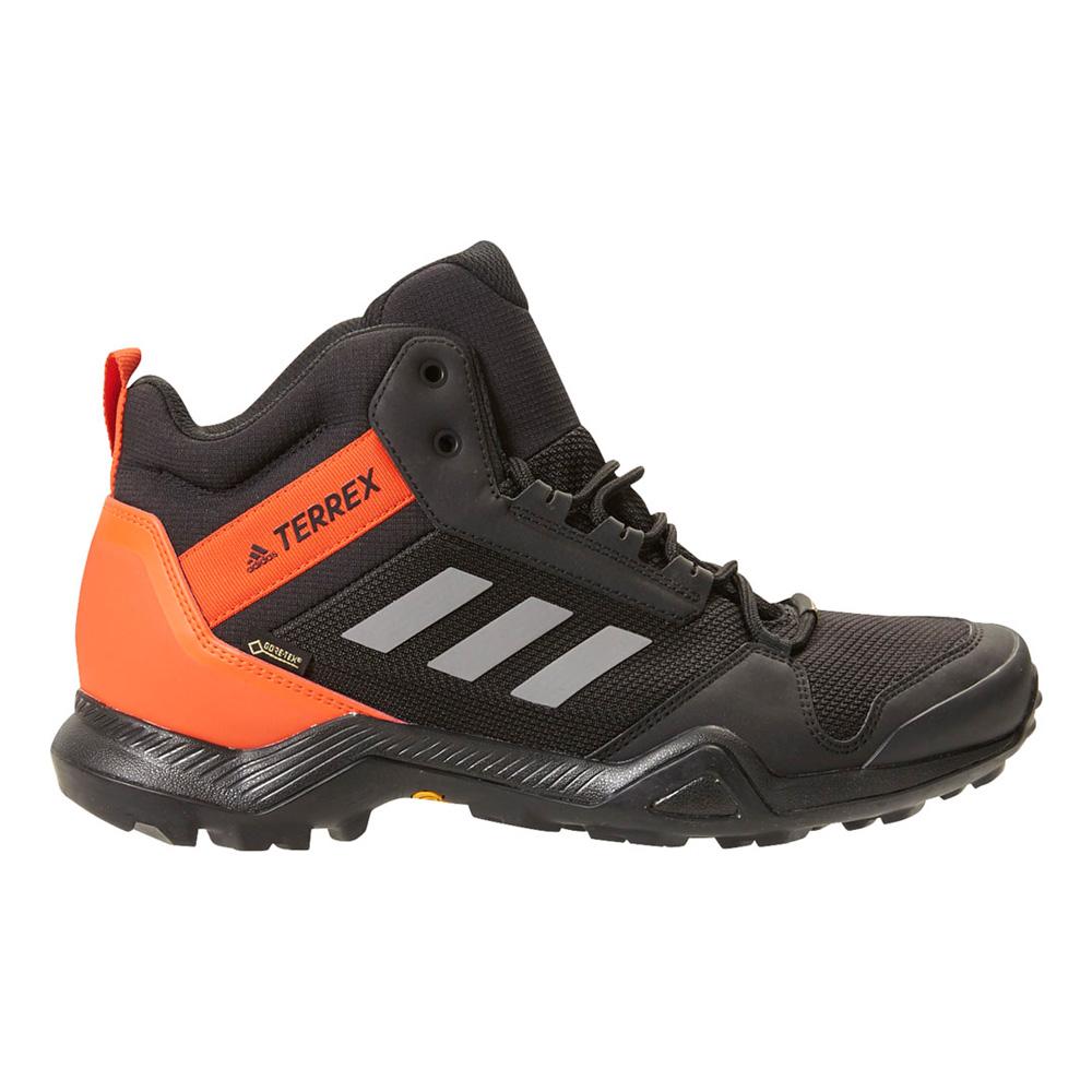 adidas(アディダス) BC0468 メンズ トレッキングシューズ TERREX AX3 MID GTX ゴアテックス