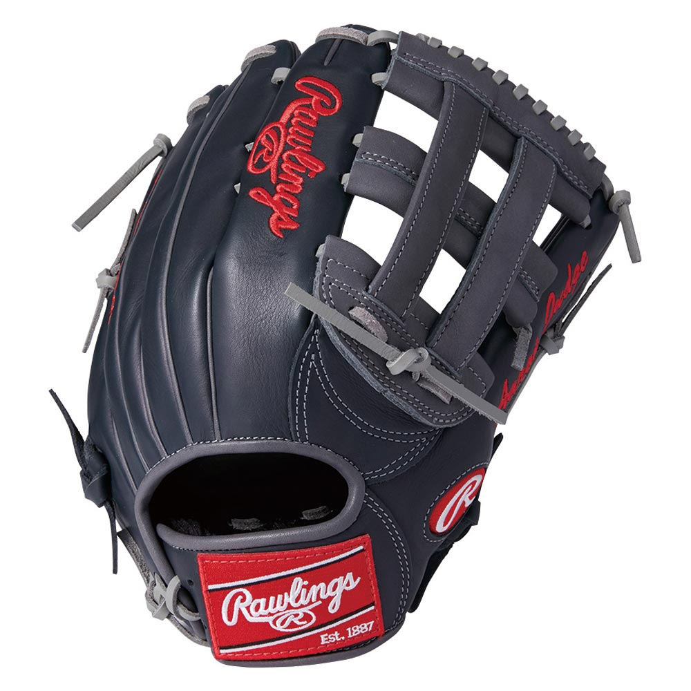 Rawlings(ローリングス) GR8FAJ MLBメジャー選手モデル 軟式グラブ グローブ アーロン・ジャッジモデル