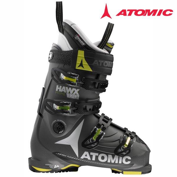 【10月10日限定!Wエントリーでポイント15倍】【送料無料】ATOMIC(アトミック) AE5015700 HAWX PRIME 120 スキーブーツ【SALE】