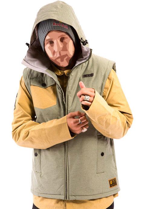 【送料無料】3CS(スリーシーエス) SORSA JACKET メンズ ソーサ ジャケット スノーボード スキー スノーウェア【SALE】