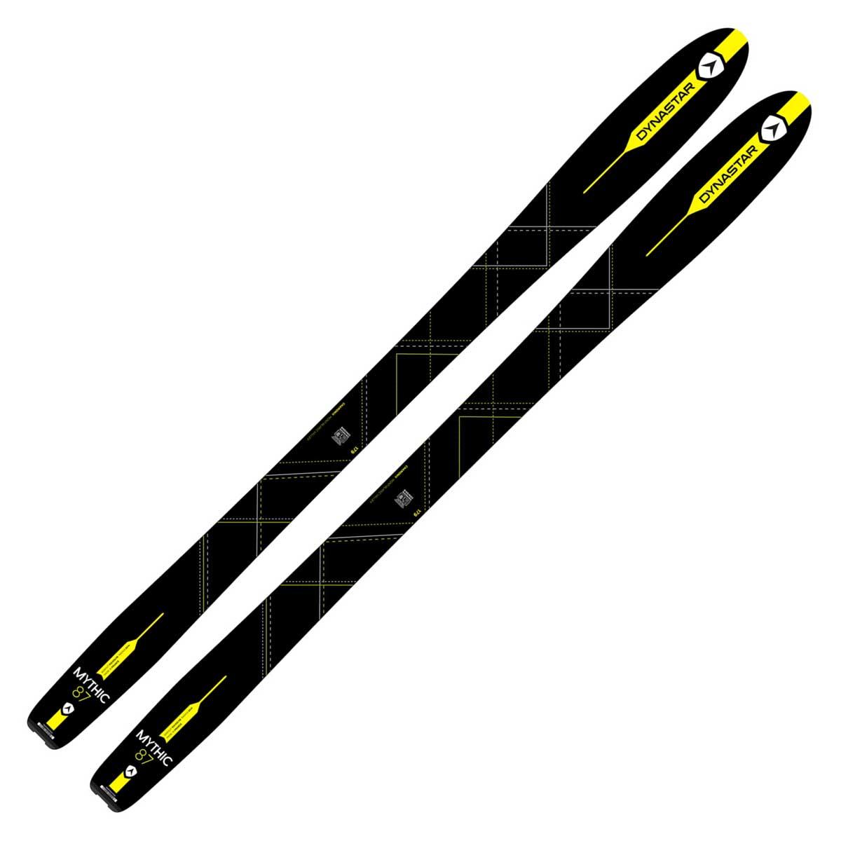 DYNASTAR(ディナスター) DAGK901/FCFA041 MYTHIC87 スキー板 金具付 オールマウンテン【SALE】
