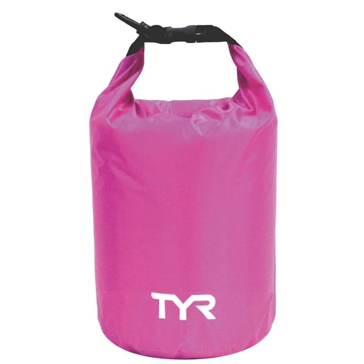 容量10L 軽量 コンパクト 業界No.1 プールのお供に TYR ティア LDBS7 本日限定 LIGHT BAG DRY PK 防水ポーチ スイムバッグ 10L ロゴ付き