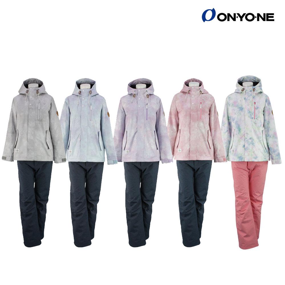 ONYONE(オンヨネ) OTS82202A/F LADIES SUIT レディース スノーボードウェア スキーウェア 上下セット スノボ