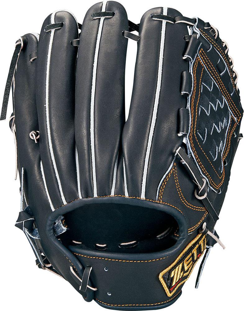 ZETT(ゼット) BPROG560 野球 硬式グラブ 内野手用 二塁手・遊撃手用 プロステイタス