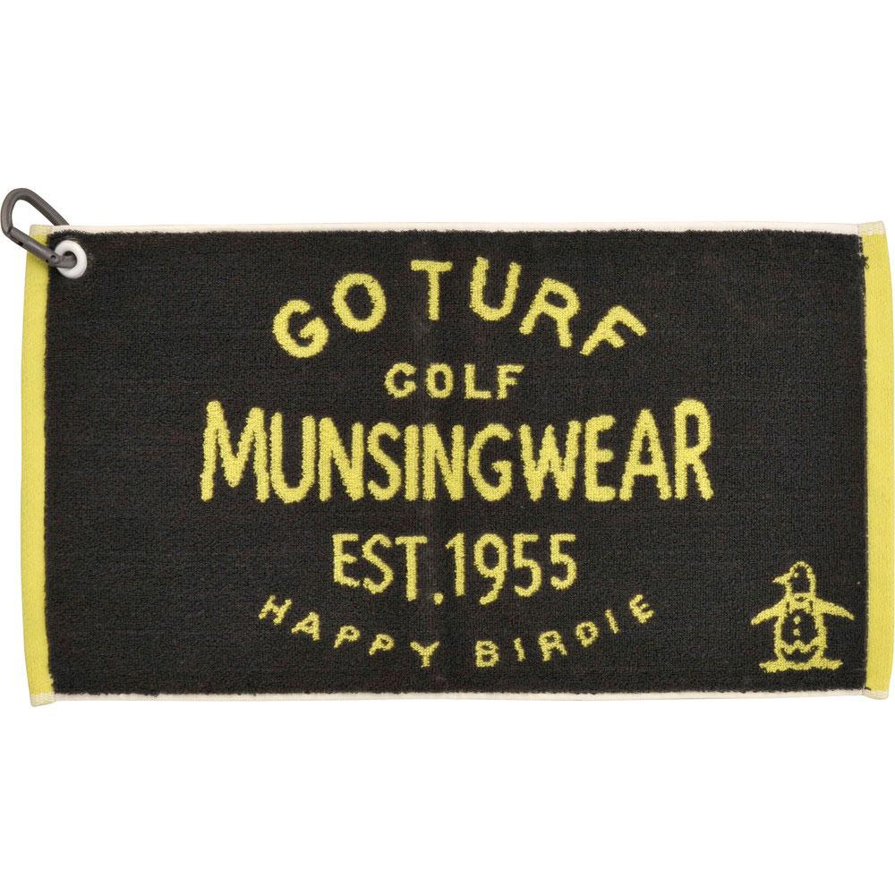 Munsingwear [並行輸入品] 超人気 マンシングウェア MGBPJE02 今治タオル ゴルフタオル