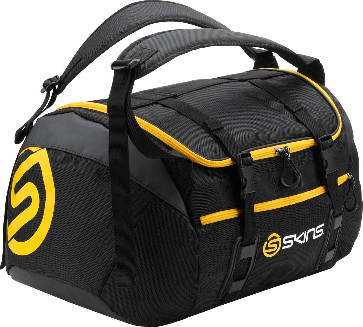 SKINS(スキンズ) SRY7702 2WAY ボストンバッグ リュック ショルダーバッグ 容量45L BKYL
