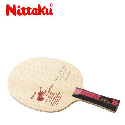 ニッタク  Nittaku 卓球 ラケット バイオリンカーボンインナー nc-043 卓球用品 【メーカー】