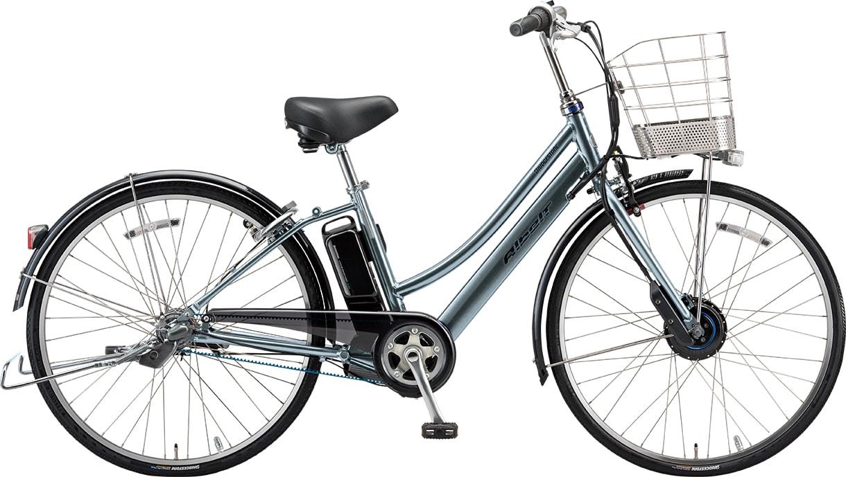 【スポイチ】【店頭受取OK】【代引不可】アルベルトe L型 3段変速 AL6B49 26インチ 電動自転車 ブリジストン ブリヂストン