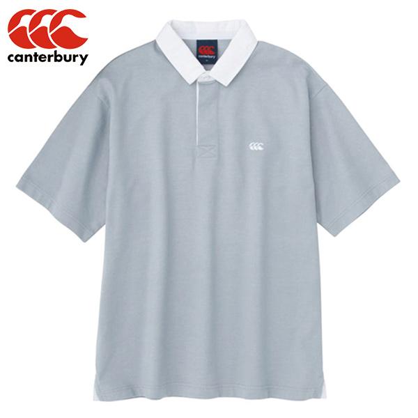 カンタベリー CANTERBURY 現金特価 S SOLID ポロシャツRA30063-20 JERSEYメンズ COLOR 5%OFF RUGBY