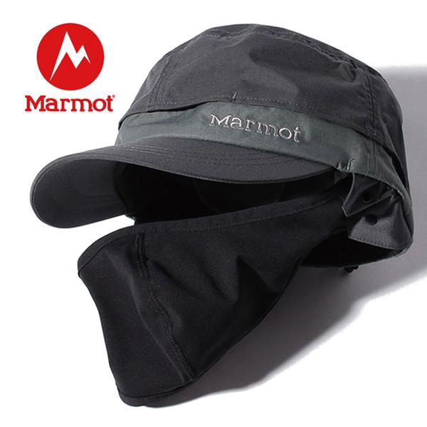 マーモット Marmot MASK 限定タイムセール 最安値に挑戦 フェイスガードキャップTOARJC41-DCH WORK CAPアウトドア