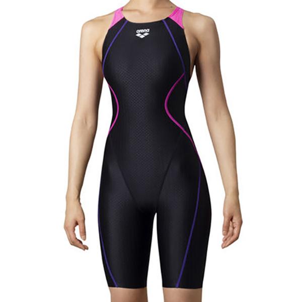 全品送料無料 大人気 アリーナ ARENA セイフリーバックスパッツ キヤストラップ ARN-0050W-BKPK レディース競泳 水着