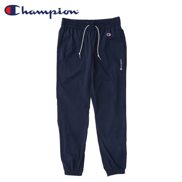 保障 セール チャンピオン CHAMPIONLONG PANTSウインドパンツ 公式 ウイメンズCW-RSD01-370