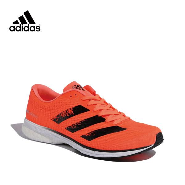 adidas アディダス adizero adios 5 mランニング マラソン メンズ ユニセックス シューズ 20 春夏 EG1196