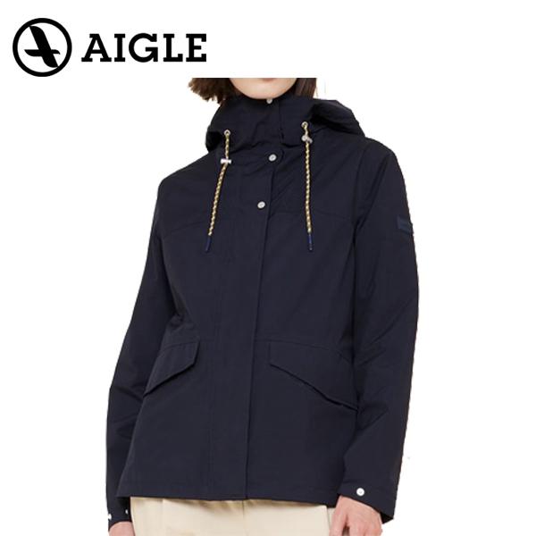 AIGLE エイグル LOVERAINアウトドア ウィメンズジャケット20 春夏 ZBFJ189-009