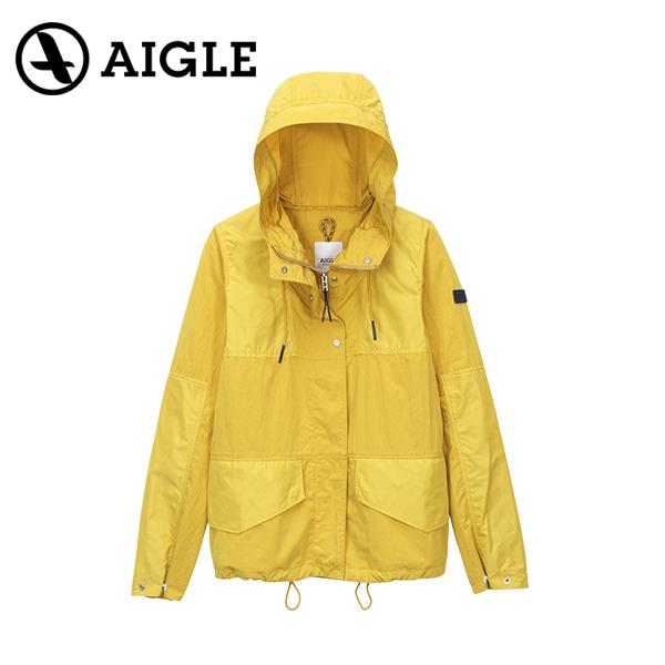 AIGLE エイグル AMBAVILLEアウトドア ウィメンズジャケット20 春夏 ZBFJ203-003