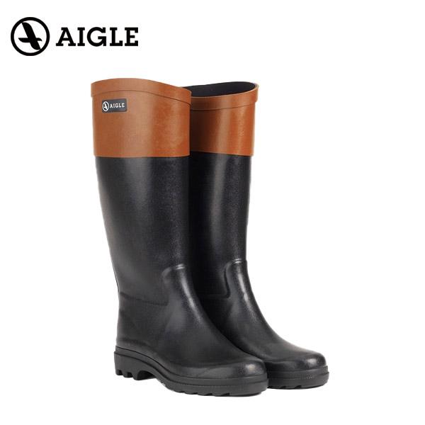 AIGLE エイグルAIGLENTINE COLORレインブーツZZF8492-009