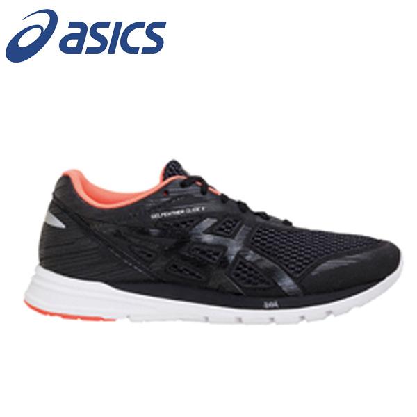 asics/アシックス LADY GELFEATHER GLIDE 4 ゲルフェザー グライド レディースランニングシューズ TJR555-9006 マラソン ジョギング ウィメンズ ランニング