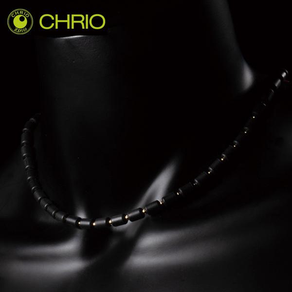 CHRIO/クリオ インパルスネックレス トレーニング スポーツ ネックレス 50CM 11011-BLK