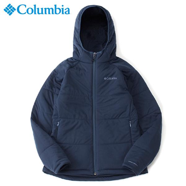 Columbia/コロンビア サンタフェ パーク ウィメンズ フーディー SANTA FE PARK WOMEN'S HOODIE PL5121-464 ダウン アウター 冬