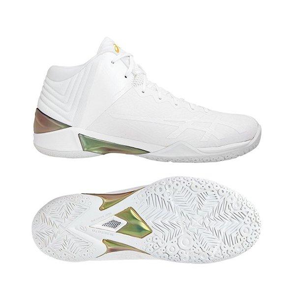 asics/アシックス GELBURST22 TBF342-0101 バスケットボール シューズ 靴 スポーツ バッシュ 部活