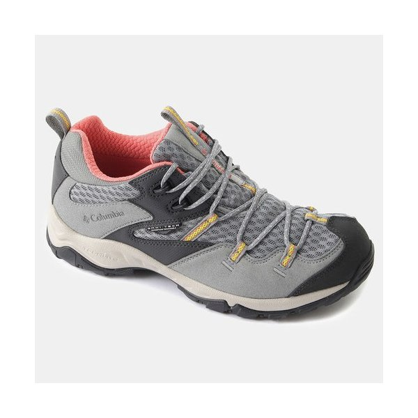 Columbia/コロンビア ウィメンズ セイバー3ロウオムニテック トレッキングシューズ YL5448-036 登山 山登り 靴 ハイキング ウォーキング