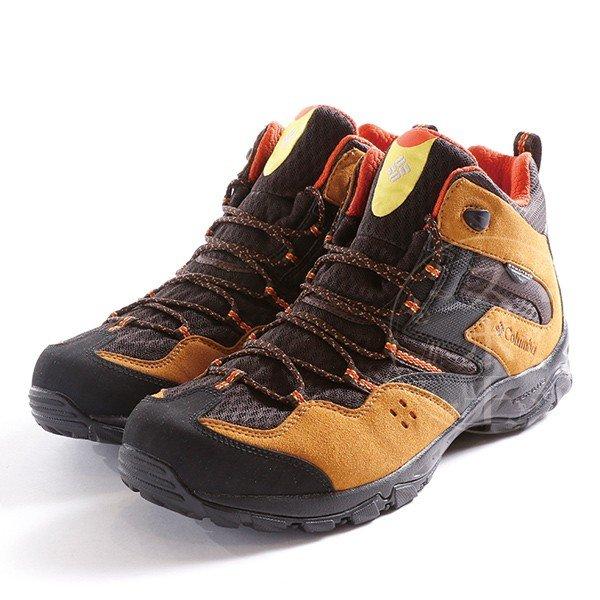 Columbia/コロンビア メンズ トレッキング シューズ セイバー3ミッドオムニテック Saber III Mid Omni-Tech YM5447 登山 山登り 靴 ハイキング ウォーキング