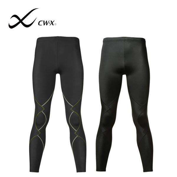 Wacoal ワコール CW-X メンズ スポーツタイツ エキスパートモデル HXO509 BL/BE マラソン ランニング ジョギング ウォーキング 速乾 ストレッチ