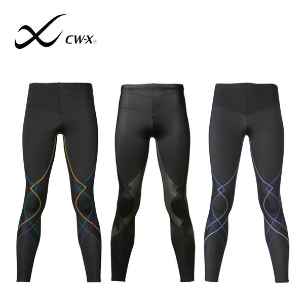 Wacoal/ワコール CW-X スタビライクスモデル メンズ スポーツタイツ STABILYX LONG HZO549 GY/KO/OB