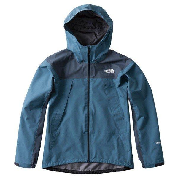 THE NORTH FACE/ザ・ノースフェイス クライム ライト ジャケット メンズ Climb Light Jacket NP11503-II インクブルー×インディアンティール 防水 撥水 雨