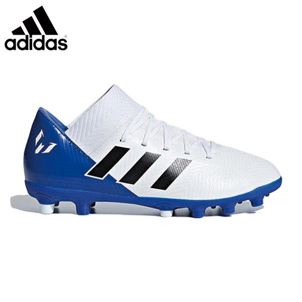 adidas/アディダス ネメシス メッシ 18.3-ジャパン HG J ジュニア サッカースパイク DB2387 トレーニングシューズ