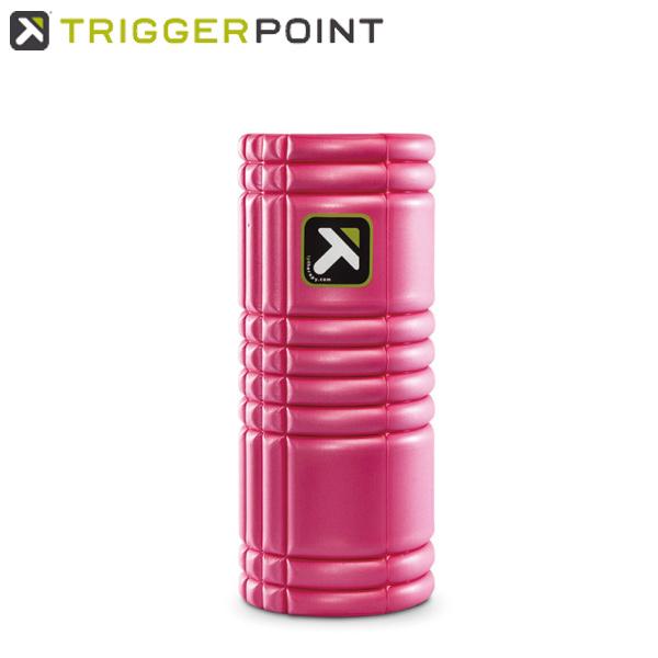 簡単にセルフマッサージ TRIGGERPOINT 至上 トリガーポイント GRIDフォームトレーラー ピンク おうちフィットネス 健康 04404 限定モデル トレーニング マッサージ