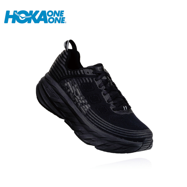 HOKA ONE ONE ホカオネオネ BONDI 6 ランニング トレーニングシューズ 1019269-BBLC