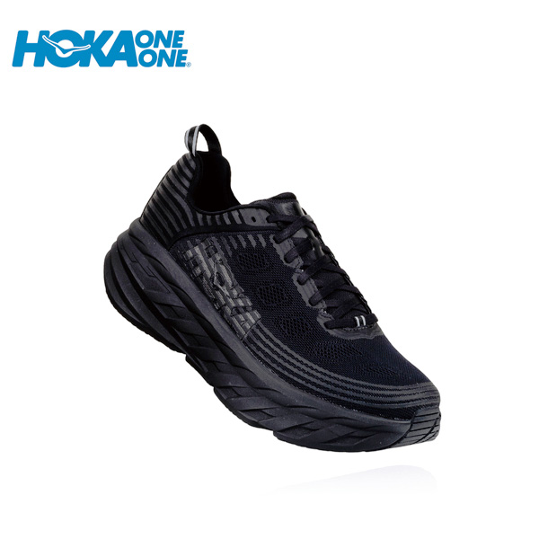 HOKA ONE ONE ホカオネオネ BONDI 6  ランニング トレーニングシューズ 1019270-BBLC