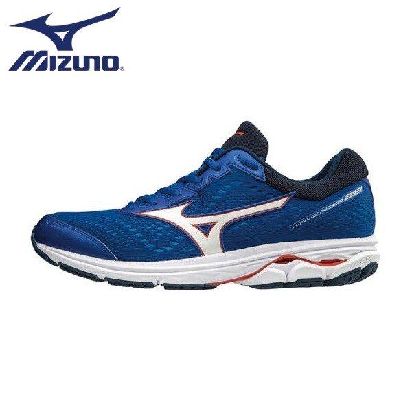 MIZUNO/ミズノ ウェーブライダー22 メンズ ランニングシューズ WAVE RIDER 22 J1GC1831-07 ジョギング マラソン スニーカー スポーツ 部活