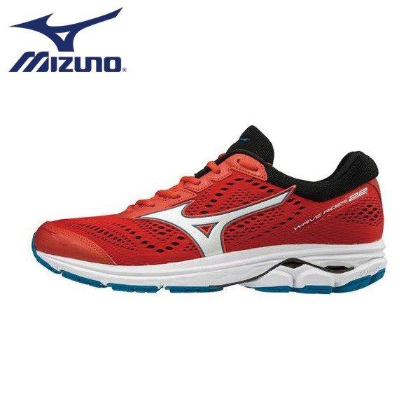 MIZUNO/ミズノ ウェーブライダー22 スーパーワイド メンズ ランニングシューズ WAVE RIDER 22 SW J1GC1832-08 ジョギング マラソン スニーカー スポーツ 部活