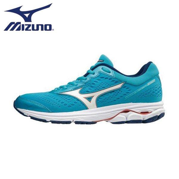 MIZUNO/ミズノ ウェーブライダー22 レディース ランニングシューズ WAVE RIDER 22 J1GD1831-01 ジョギング マラソン スニーカー スポーツ 部活