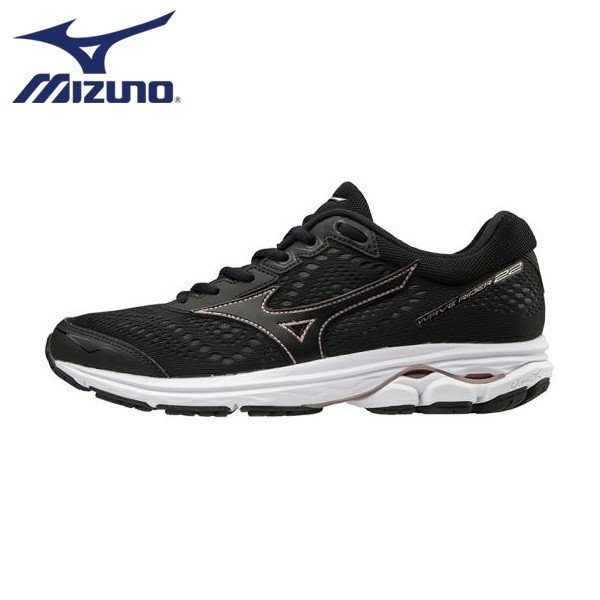 MIZUNO/ミズノ ウェーブライダー22 ワイド レディース ランニングシューズ WAVE RIDER 22 WIDE J1GD1832-09 ジョギング マラソン スニーカー スポーツ 部活
