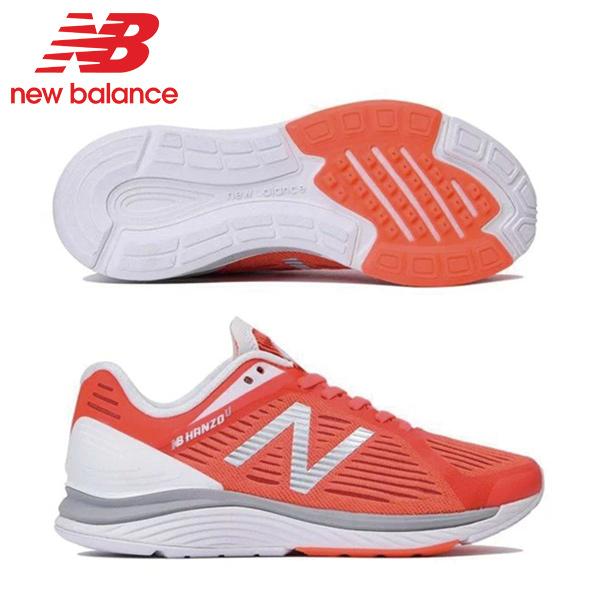 New Balance/ニューバランス ランニング シューズ HANZOU D WHANZUP1D マラソン ジョギング レディース ウィメンズ ピンク