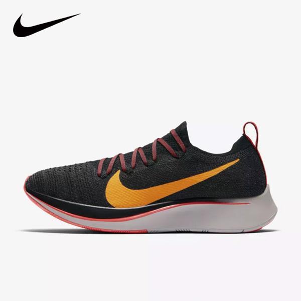 NIKE/ナイキ ウィメンズ ランニングシューズ ナイキ ズーム フライ フライニット AR4562-068 スニーカー ジョギング マラソン 靴 部活 スポーツ