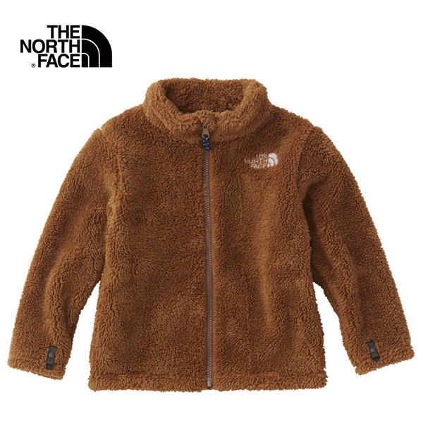 THE NORTH FACE/ザ・ノースフェイス シェルパ フリース ジャケット キッズ Sherpa Fleece Jacket NAJ71605-TE フリース 防寒 ジュニア 子ども