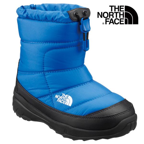 THE NORTH FACE/ザ・ノースフェイス ヌプシ ブーティー ウォーター プルーフ II キッズ K Nuptse Bootie WP NFJ51880-BK ブーツ 撥水加工 ジュニア 子ども服