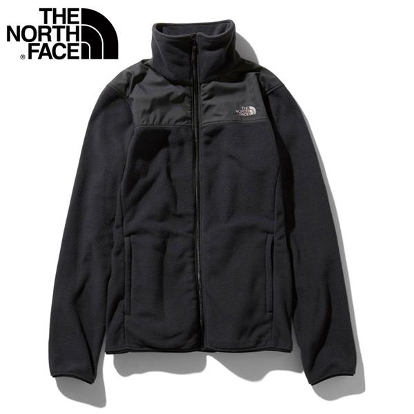 ザ・ノースフェイス THE NORTH FACE マウンテンバーサマイクロジャケット レディース NLW71904-K フリース アウター アウトドア 登山 キャンプ